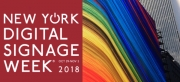 Your 2018 New York Digital Signage Week Guide