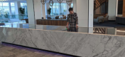 Fabrication Story: Massive Marble Touch Table