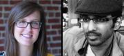 Lauren Kelly and Vijay Mathews