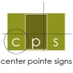 Center Pointe Signs Logo