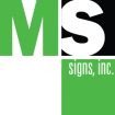 MS Signs Logo