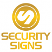 Security Signs Logo