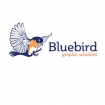Bluebird Graphic Solutions Logo