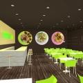 Forkchop Restaurant, James Tsai, Academy of Art University
