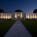 Griffith Observatory Exhibits, City of Los Angeles, C&G Partners