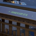 The High Line Signage, Friends of the High Line, Pentagram Design