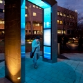 Northeastern University Tribute Portal, Northeastern University, Selbert Perkins Design