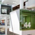 Macquarie Bank Ltd. Headquarters, Macquarie Bank Ltd./Clive Wilkinson Architects, EGG Office