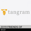 2019 Friends of SEGD- Tangram Design