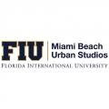 FIU Miami Beach Urban Studios Logo