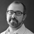 Heradshot of Ian Goldberg, SEGD Philadelphia Chapter Chair, Cloud Gehshan Associates