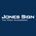 Jones Sign Logo