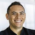 Julian Osorio works with people, graphics, and wayfinding to create unforgettable places and inspiring environments.