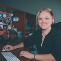 Nicole Maguire is a Graphic Designer at Poyant Signs in Providence, RI.