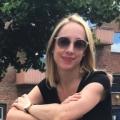Sarah McKeen, Project Manager at Pentagram, New York