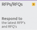 Respond to RFP/RFQ's posted on the SEGD website.