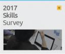 2017 Skills Survey