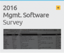 2016 Management Software Survey