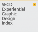 Access SEGD's Index of all content on the website