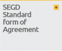 Access the SEGD Standard Form of Agreement
