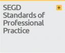 Access SEGD's Standards of Professional Practice