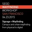 2015 Wayfinding Workshop