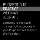 2015 Budgeting 101