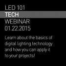 LED 101 Webinar