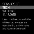 Sensors 101 Webinar
