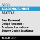 2016 SEGD Academic Summit