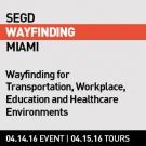 SEGD Wayfinding Miami