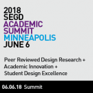 2018 SEGD Academic Summit