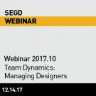 2017 SEGD Webinar 10