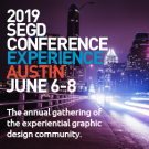 2019 SEGD Conference Experience Austin Banner