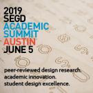 2019 SEGD Academic Summit Austin Banner