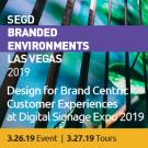 SEGD Branded Environments 2019