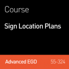 Sign Location Plans