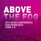 GRaphic Link to the 2013 SEGD Above the Fog Conference information