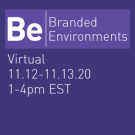 Join us virtually for the 2020 SEGD Branded Environments event