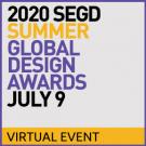 2020 Global Design Awards Virtual Ceremony