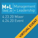 Register for the 2020 Management & Leadership event