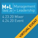 Register for the 2020 Management & Leadership event