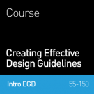 Creating Effective Design Guidelines