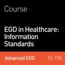 EGD in Healthcare: Information Standards