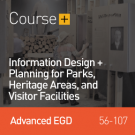 Environmental Graphics, Information Design, and Planning for Parks Heritage Areas, and Visitor Facilities