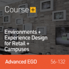Environments and Experience Design for Retail and Campuses