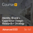 Identity, Brand, and Experience Design: Research and Strategy
