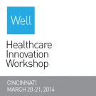 Graphic for the SEGD Well Healthcare Innovation Workshop