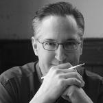 Photograph of David Zach, Futurist
