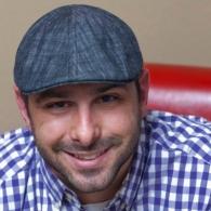 Damien DeMenno  is a Senior Environmental Graphic Designer at Centrury Sign Builders in Albuquerque, New Mexico